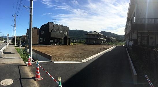 横瀬分譲地(全景)-1